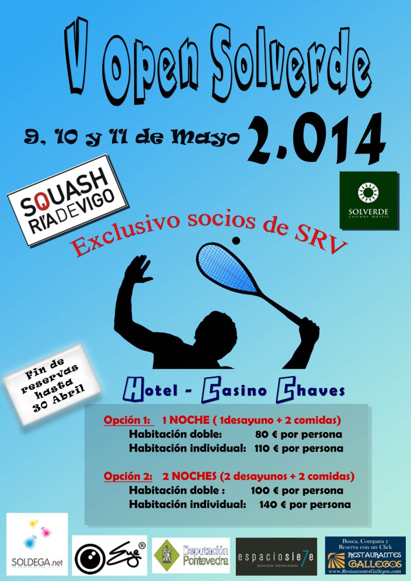 Cartel Chaves 2014