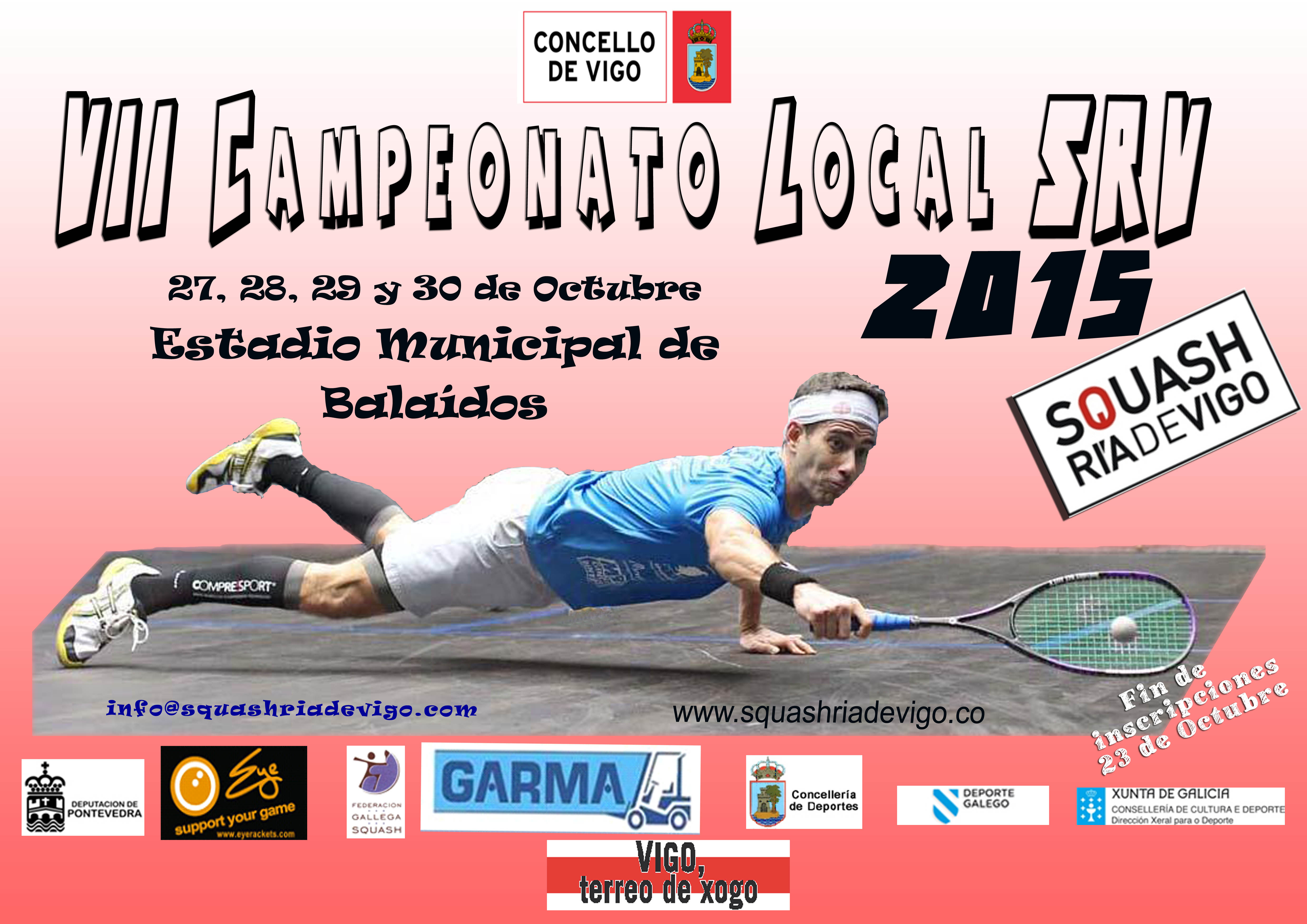 VII Campeonato local SRV 2015 m2