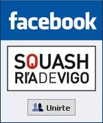 Únete al Facebook Squash Ría de Vigo